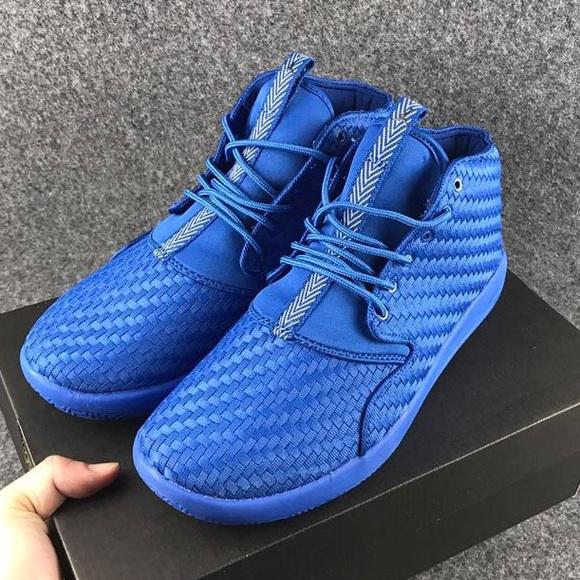 Nike Jordan Eclipse Chukka Blue Men s Size 11 9e7bc6b47